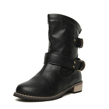 New Autumn Women Boots Ankle Thin Breathable Sexy Cowboy Women Martin Boots Non-slip Fashion Casual Shoes Female 2016