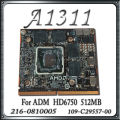 "100% Original 661-5944 For Apple iMac 21.5"" A1311 Graphic Card Video Card GPU 512MB HD6750 109 - C29557 - 00 2011 Year"