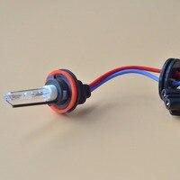 Spedizione gratuita! di alta qualità 12 V/24 V 35 W HID fari allo xenon H16 lampadina per auto faro 4300 k 6000 k