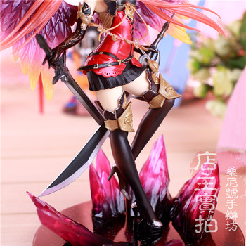 New Olivia Exclusive Ver. Special Color Game Rage of Bahamut Dark Angel Huge 29cm Action Figure 2