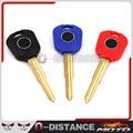 Motorcycle Blank Key Uncut Blade key blanks For HONDA CBR600RR CBR600 F2 F3 F4 F4I CBR900RR CBR929 954 893 CBR1000RR