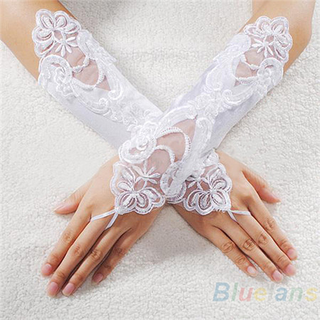 Bride Party Fingerless...
