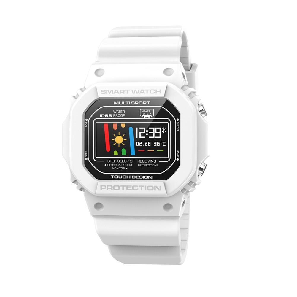 Hot Sale X12 ECG PPG Smart Watch Sport Health Waterproof Bluetooth Pulse Heart Rate ECG Blood Pressure Monitoring Smart Bracelet