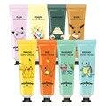 Corea Original Pokemon Crema de Manos 30 ml (Pokemon Edición) 8 Tipo de elección Hidratante Que Blanquea Cuidado de las Manos