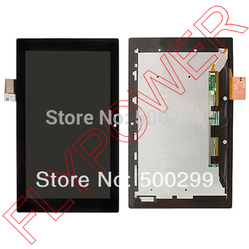 100% new 10.1 inch LCD Screen with touch digitizer Assembly For Sony Xperia Z Tablet SGP311 SGP312 SGP341 by free shipping uxcell bap400r 63 22 4t 0 87 x 2 5 metal right angle shoulder face milling cutter