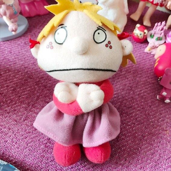 Kawaii Винтаж девочка вещи плюшевые игрушки куклы детей подарок на день рождения