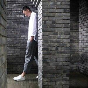 Image 4 - オリジナル xiaomi mijia 革のプレートの靴男性のファッション快適なアンチスリップ本革スニーカーサポートスマートチップ
