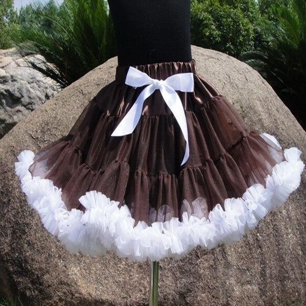 Пачка юбки девушки юбка ребенка summer мода бант пояса точка мини-юбки детская одежда pettiskirts для девочек PETS-106