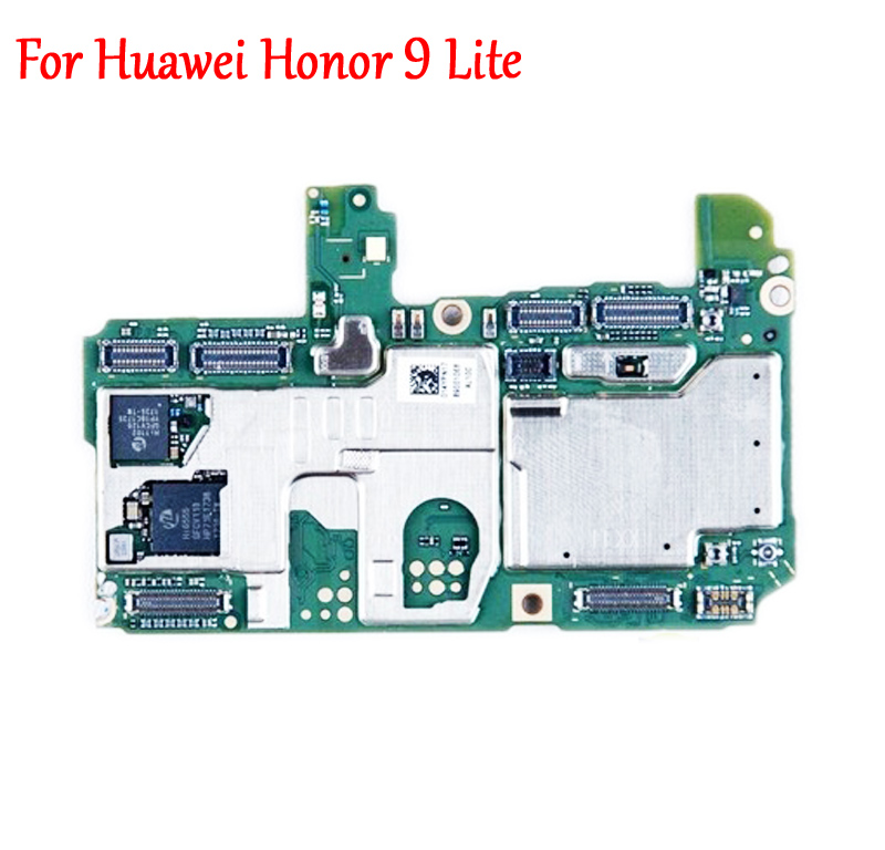 Tested Full Work Unlock Mobile Electronic Panel Motherboard Circuits Flex Cable For Huawei Honor 9 Lite LLD-AL00