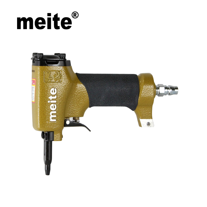 Meite SN55 air gun shoe nailer pneumatic nailer shoe gun for making heel and sole nozzle 2.3mm Sep.3rd Update tool альгинатная маска aravia professional маска альгинатная с экстрактом черной икры black caviar lifting объем 550 мл