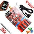 LongGreat TF-M6W (TF-WIFI-M) WI-FI Móvel LEVOU Exibição Cartão de Controle Pronto Para Enviar