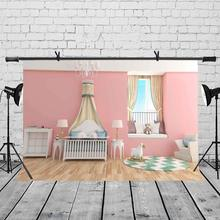 7x5ft Pink Backdrop Cozy Home Interior Decor Photography Background and Studio Photography Backdrop Props 7x5ft peach blossom backdrop beautiful pink peach photography background and studio photography backdrop props