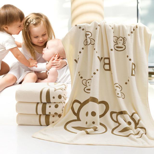 HotFree Envío de la Toalla de Baño Del Bebé Recién Nacido de Dibujos Animados Para Niños Baño Wrap Toallas Toallita para Bebé, Súper Suave Productos de Alta Calidad