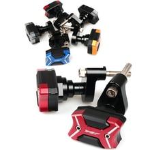 цена на Motorcycle CNC Crash Pad Frame Slider Protection Guard For Yamaha yzf r6 2009 2010 2011 2012 2013 2014 2015 2016 yzf r6