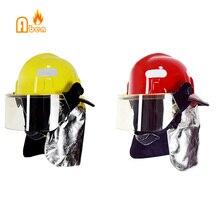 Дизайн пожарная станция специальный шлем американский стиль пожарный шлем