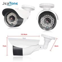 JeaTone 1080P IP Camera Surveillance Camera met 3.6mm Lens Waterdichte 2.4 Mega Pixel