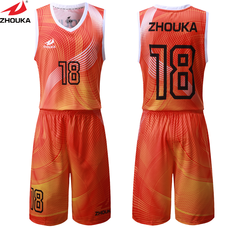 2017 new design men breathable basketball jersey free