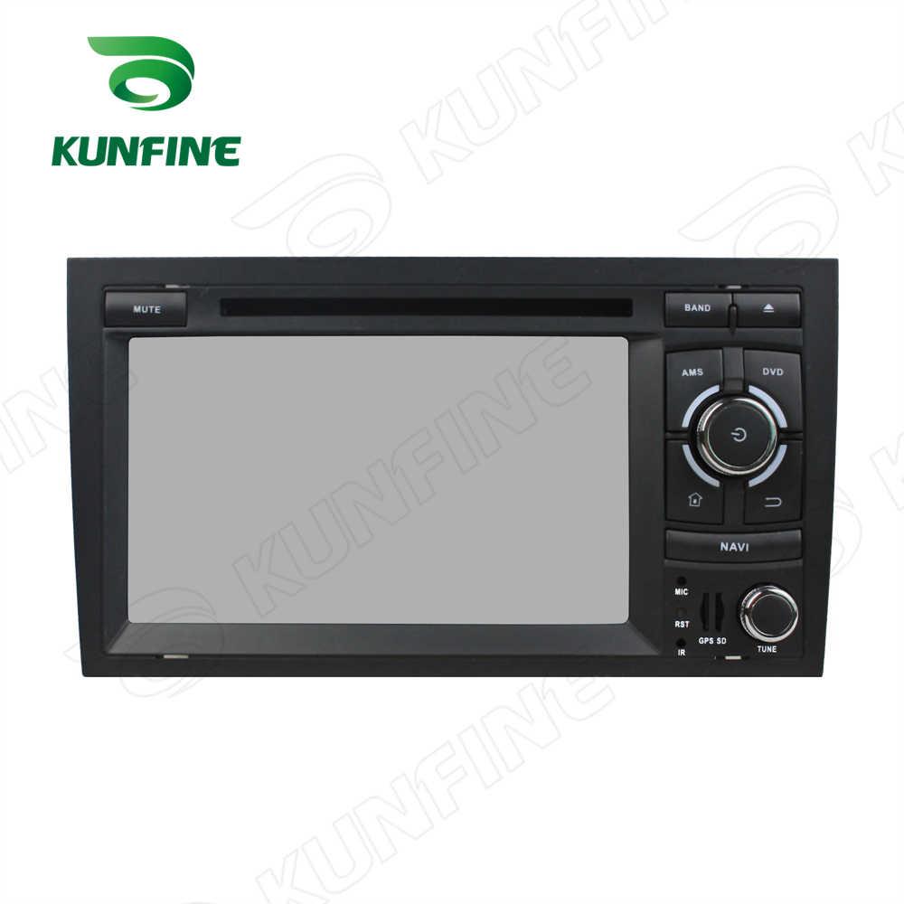 Quad Core 1024*600 Android 5.1 Car DVD Player de Navegação GPS Som Do Carro para Audi A4 (2002-2008) Wi-fi de rádio Bluetooth