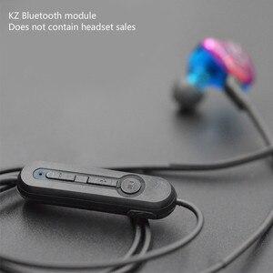 Image 2 - KZ לZST/ZS3/ZS5/ED12/ZS6 Bluetooth 4.2 Wireless שדרוג מודול כבל כבל נתיק חל KZ אוזניות מקוריות