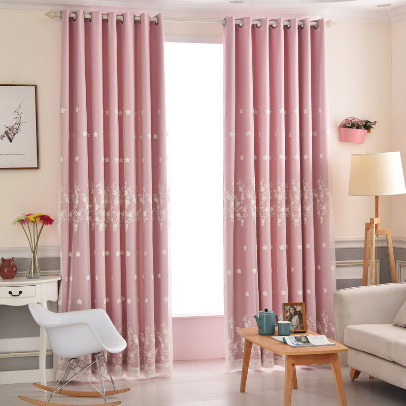 Contemporary Living Room Modern Curtains Photo - Living Room Designs ...