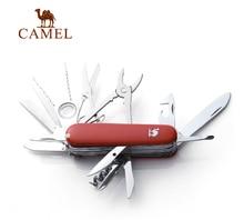 Camel genuine stainless steel multi-function folding knife outdoor knife camping knife outdoor knives genuine