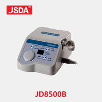 Real JSDA JD8500B 65W 35000rpm professionals Electric Nail Drills Machine Manicure tool Pedicure Nails Art Equipment Lcd Display
