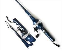 Buy online Fishing Rod Folding Sea Pole, Throwing Pole, Folding Fishing Rod, Portable Pocket Fishing Rod Fishing Pole Telescopic