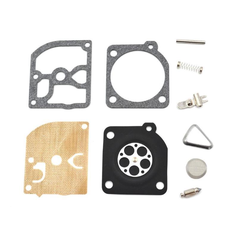 Триммер бензопилы комплект для ремонта и восстановления Комплект для восстановления карбюратора для бензопилы 235 236 прокладка диафрагмы Carb Kit