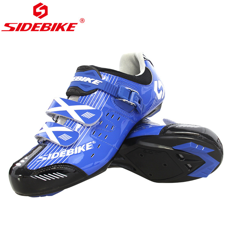SIDEBIKE Processional Bicycle Shoes Cycling Road Mountain Bike Shoes Men Breathable Anti slip MTB Racing Athletic