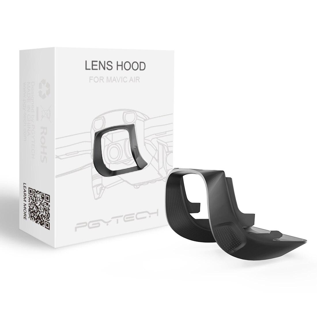 PGYTECH Anti-glare Protective Cover Lens Sun Hood Sunshade for DJI Mavic Air Lens Camera Drone Accessories