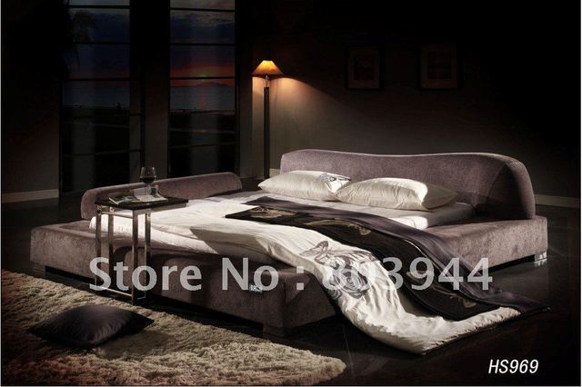 hot selling fabric bed