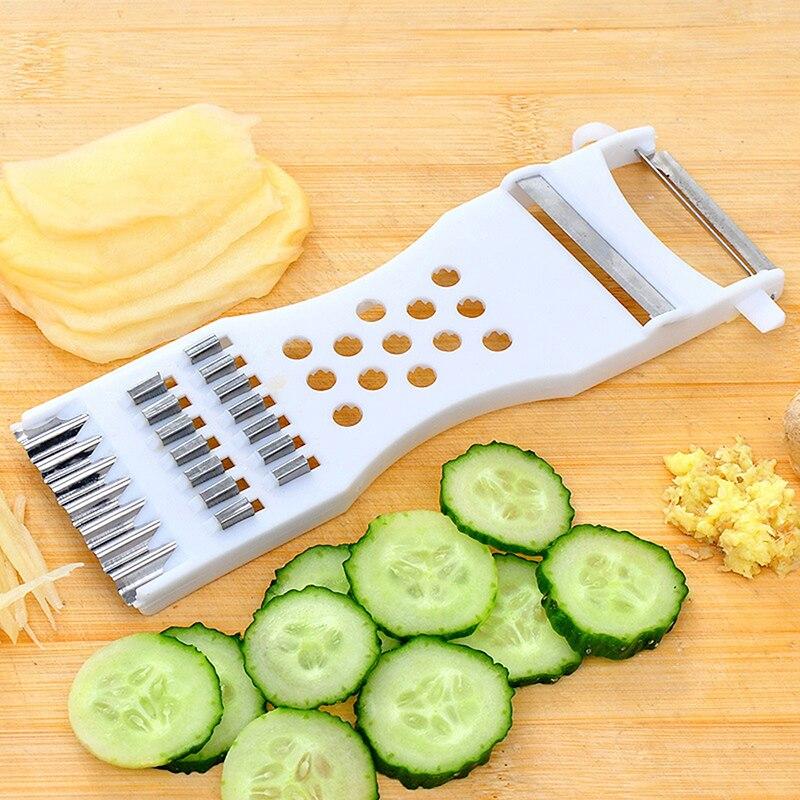 FILBAKE ручные Слайсеры мульти овощи фрукты устройства овощерезка для огурцов капуста инструмент для чистки картофеля, моркови Терка измельчи...