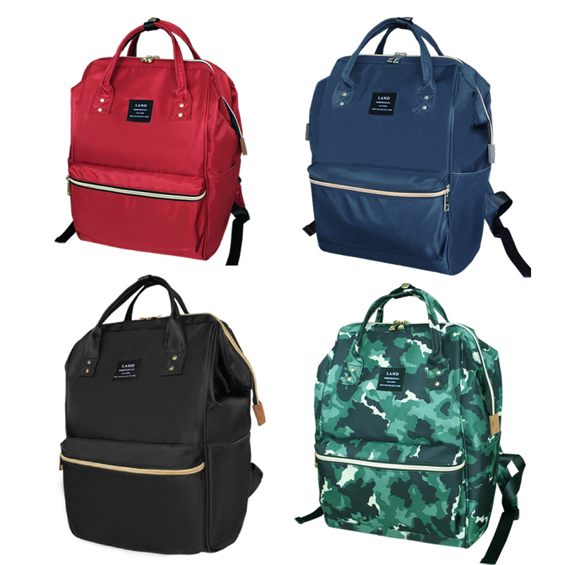 New Waterproof Muti-functional Oxford Cloth Baby Diaper Bag Nappy Changing Bag Backpack Tote