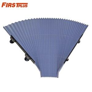 Выдвижная шторка для ветрового стекла автомобиля, 70x155 см