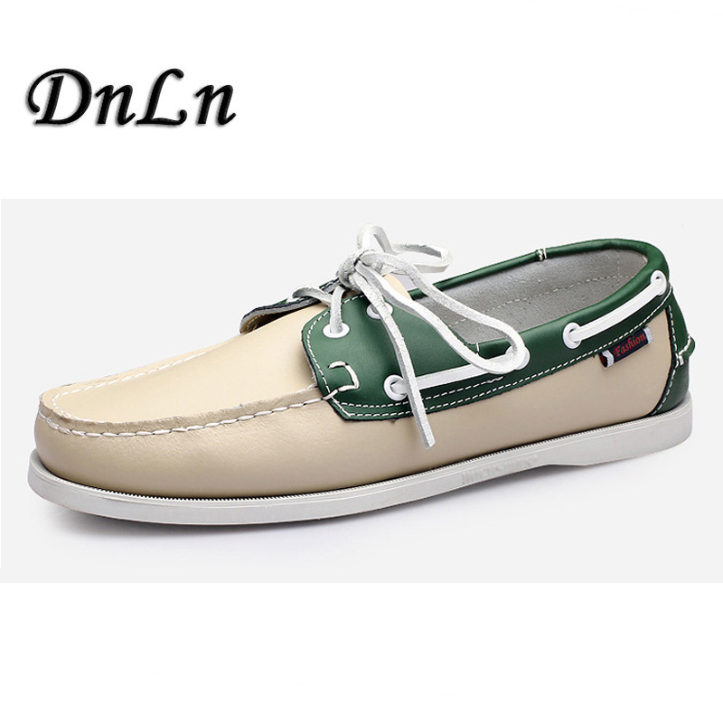 Cow Suede Leather Men Flats 2018 New Men Casual Shoes High Quality Men Loafers Moccasin Driving Shoes D50