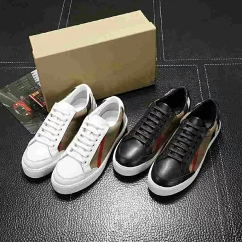 2018 new leather color matching shoes flat bottom shoes round head single shoes casual shoes