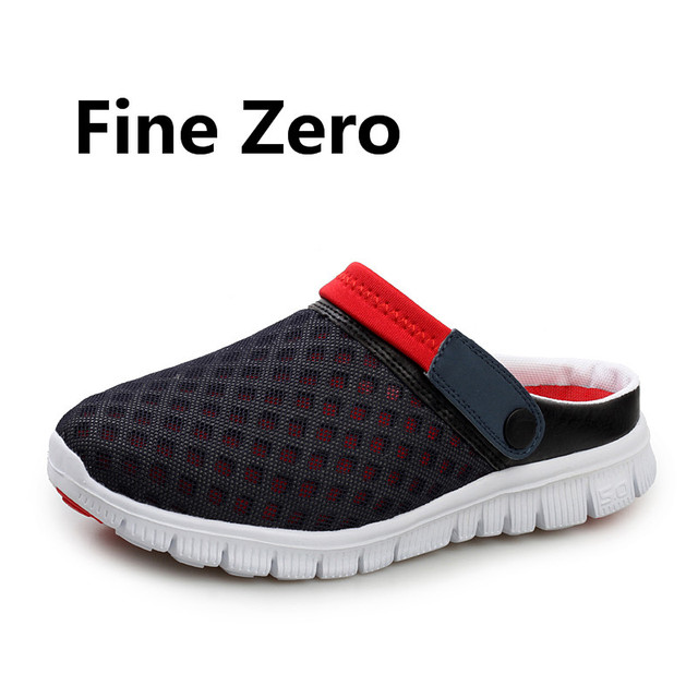 Stylish Men Hollow Breathable Casual Shoes