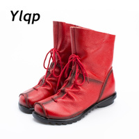 2016 Leather Boots And Female Boots New Winter Within Short With Higher Female Boots Original Martin