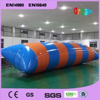 Free Shipping 11x3m 0.9mm PVC Inflatable Bouncing Bag Inflatable Catapult Pillow To Help Jump Up Air Cushion Of Diving Air Bag