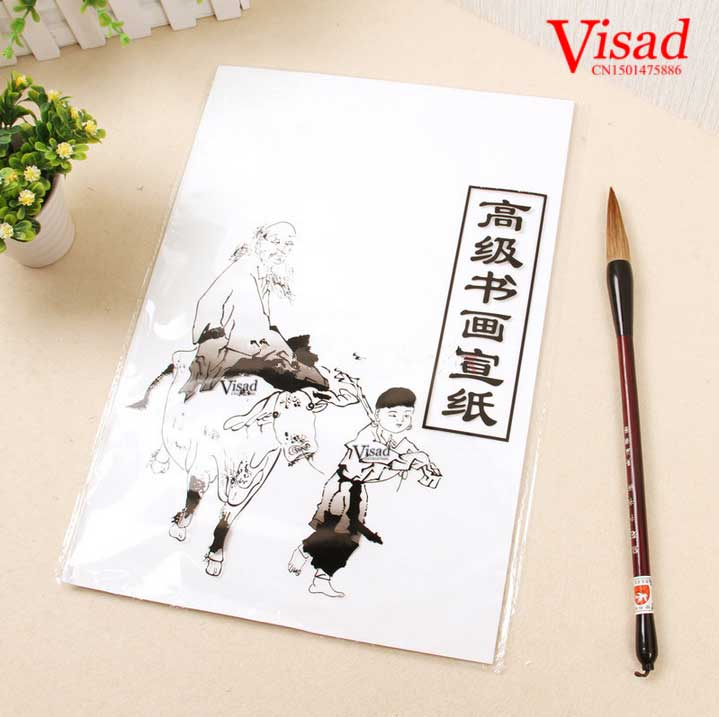 Chinese rice paper Painting Calligraphy paper darwing xuan paper painting supplies watercolor paper стоимость