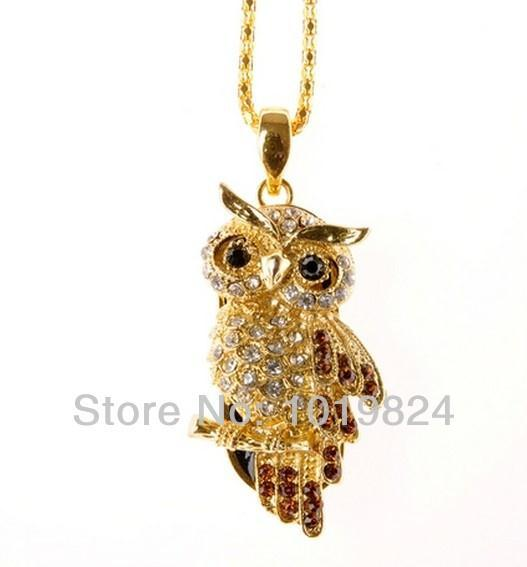 100% real capacity night owl 8GB 16G USB 2.0 Flash Memory Stick Drive Thumb Gift Stick Drive U Disk Thumb/Car/Pen Gift S86 BB