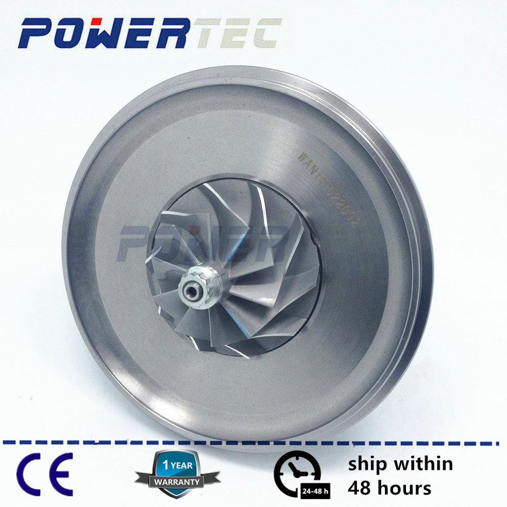 Turbocharger Cartridge Core RHF4 Balanced Turbine CHRA For Viano 2.2 CDI OM646 110Kw 80Kw 2003- A6460960699 A6460960199
