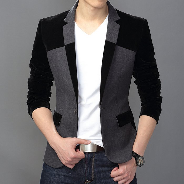 Online Get Cheap Woolen Blazer Coat for Men -Aliexpress.com ...