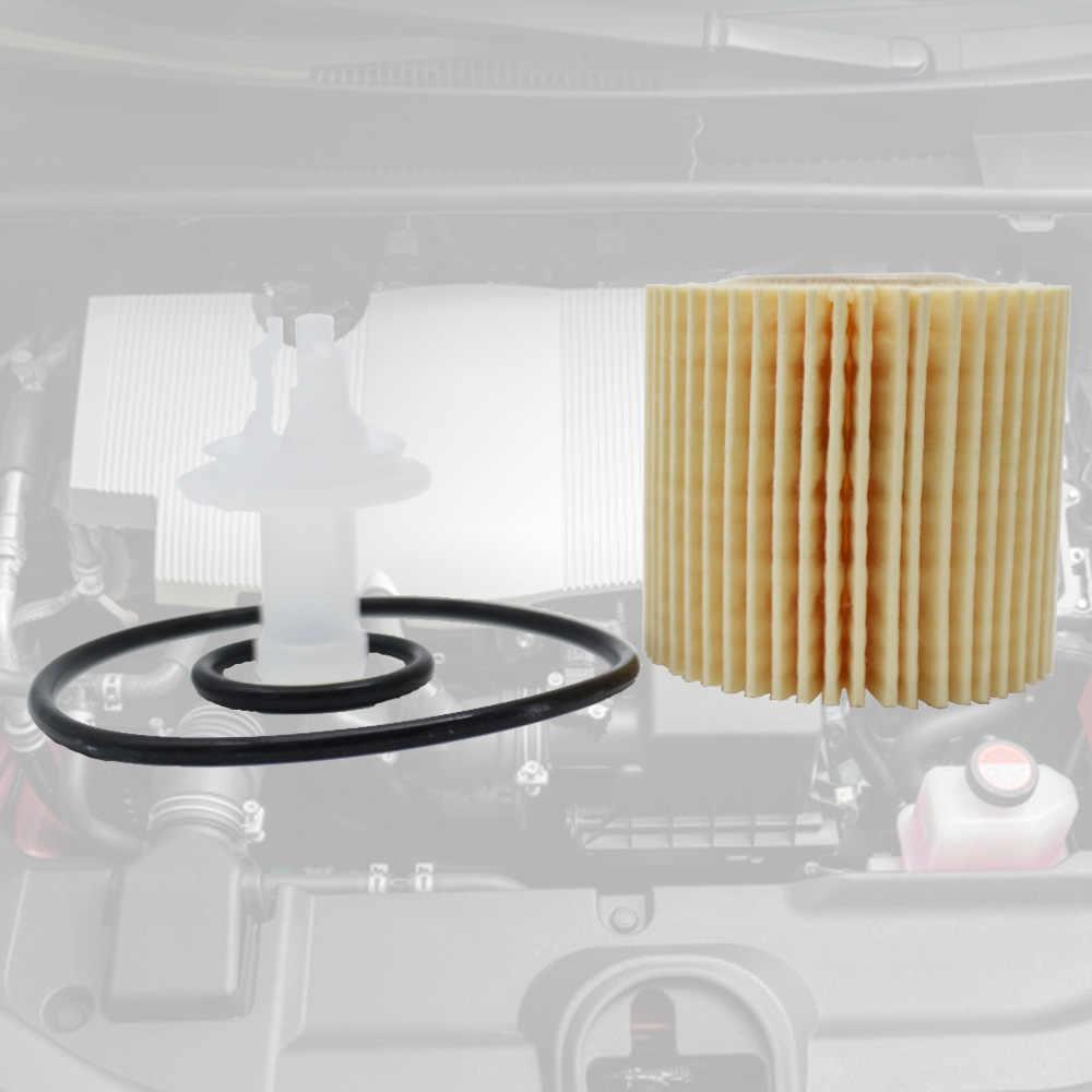 Filtro olio Per Toyota Prius XW30 XW50 2010 2011 2012 2013 2014 2015 2016 2017 2018 1.8L I4 2ZR-FXE Motore 04152-YZZA6