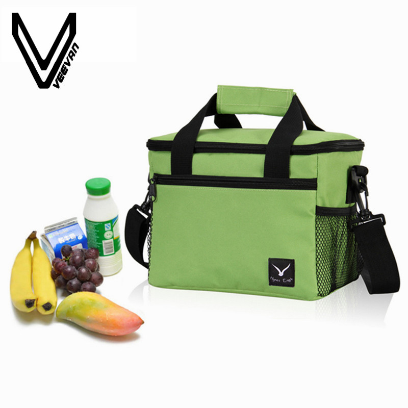 6f16cf079046 Square Thermal Bag Women   Men Lunch Bag Cooler Beam Port Lunch Box Lady  Handbag Children   Kids Lunch Bags   Insulation Package