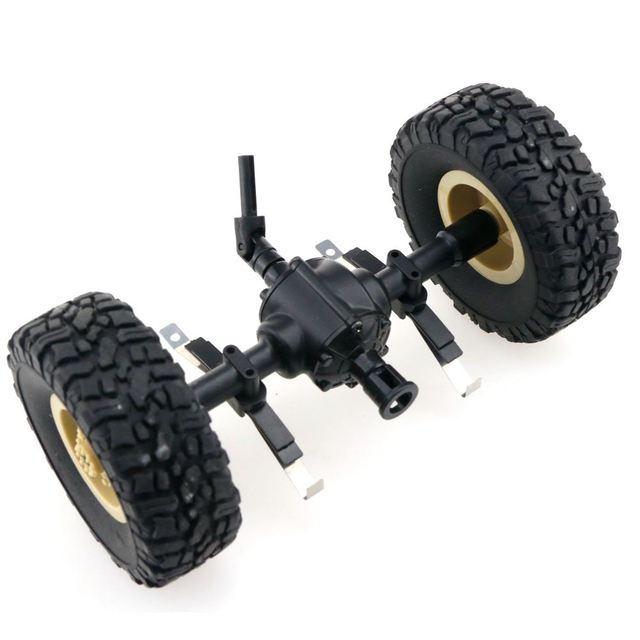 JJRC Pour JJRC Q60 enfants de jouet accessoires de voiture de contrôle à distance jouet de voiture ensemble de l'arbre