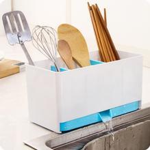 Washing Cloth Sponge Drainer Rack Multi-purpose Dishes Storage Shelf