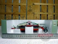 Редкие об/мин prosol самокат + обрабатываемые земли Модель Набор сельскохозяйственной техники модель Весы модель 1:32 сплава Коллекция Модель