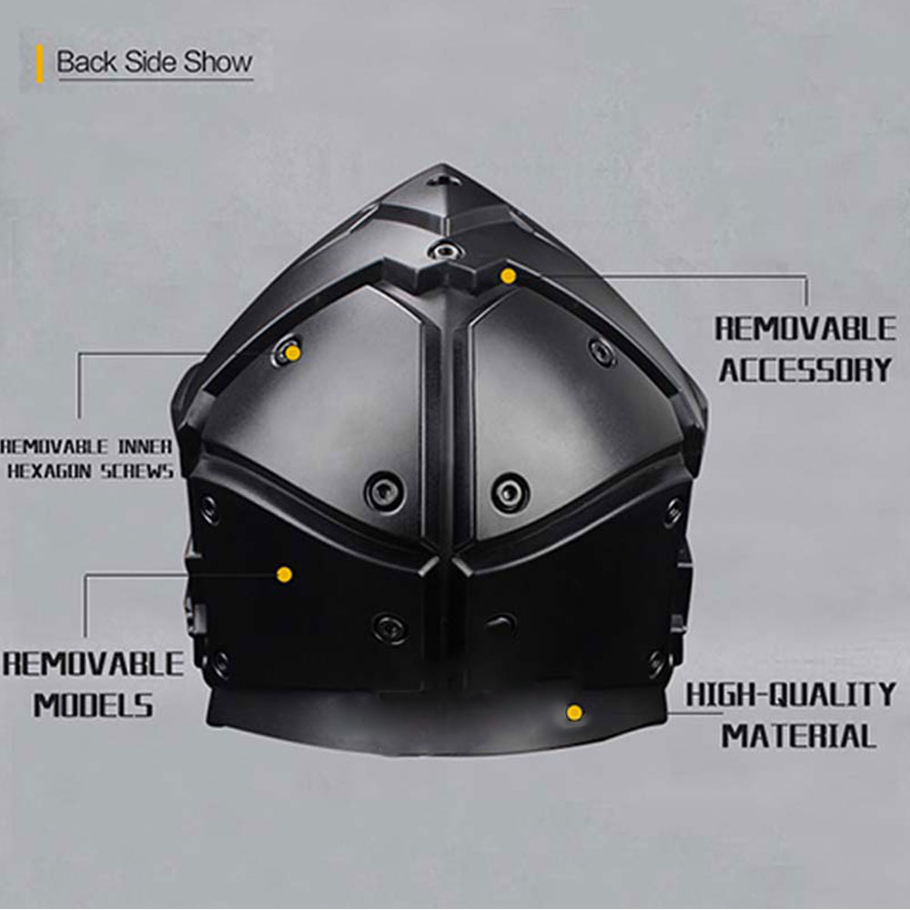 Vehemo Собранный модульный велосипедный шлем тактический шлем аксессуары защитное платье украшение шлем Велосипедная гарнитура
