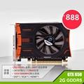 2G PCIE filme de jogadores o jogo graphics.5000MHZ alta freqüência GTX650 5 engrenagem lâmina